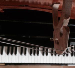 Cellounterricht und Klavierunterricht